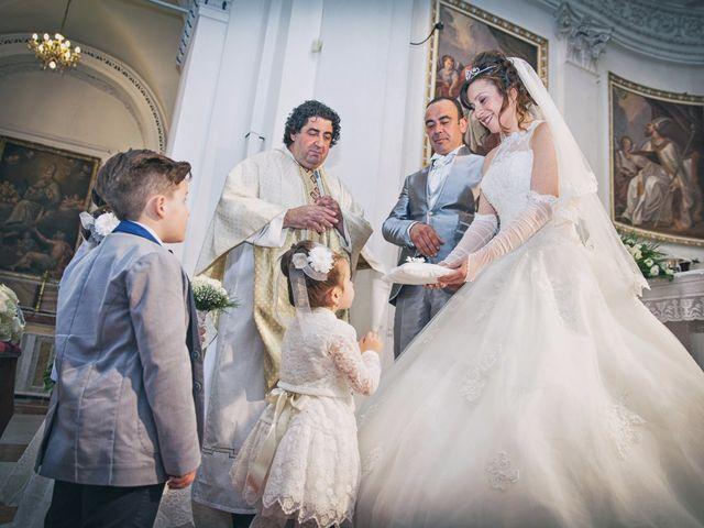 Il matrimonio di Antonello e Grazia Maria a San Cataldo, Caltanissetta 67