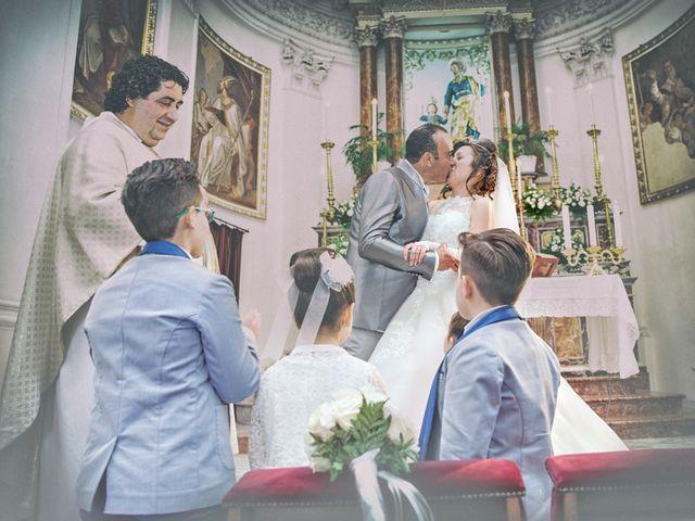 Il matrimonio di Antonello e Grazia Maria a San Cataldo, Caltanissetta 69