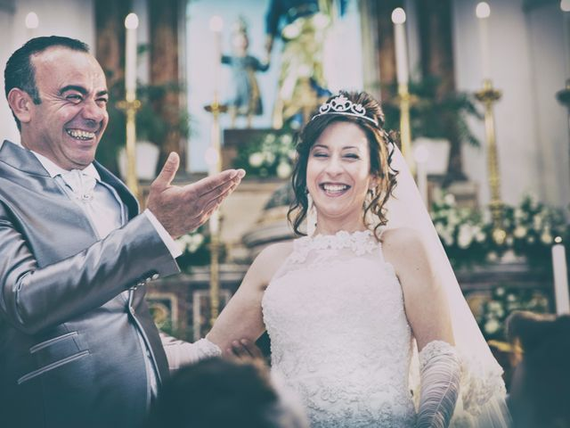 le nozze di Grazia Maria e Antonello