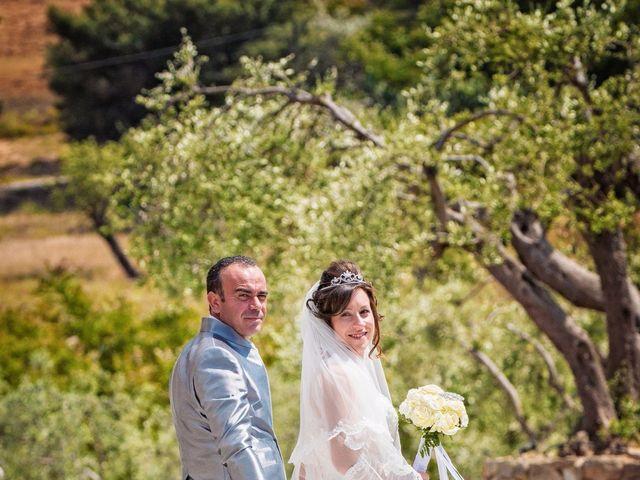 Il matrimonio di Antonello e Grazia Maria a San Cataldo, Caltanissetta 80