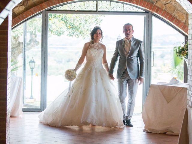 Il matrimonio di Antonello e Grazia Maria a San Cataldo, Caltanissetta 85
