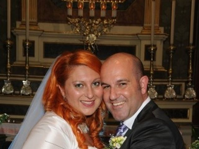 Il matrimonio di Simona e Roberto a Seregno, Monza e Brianza 5