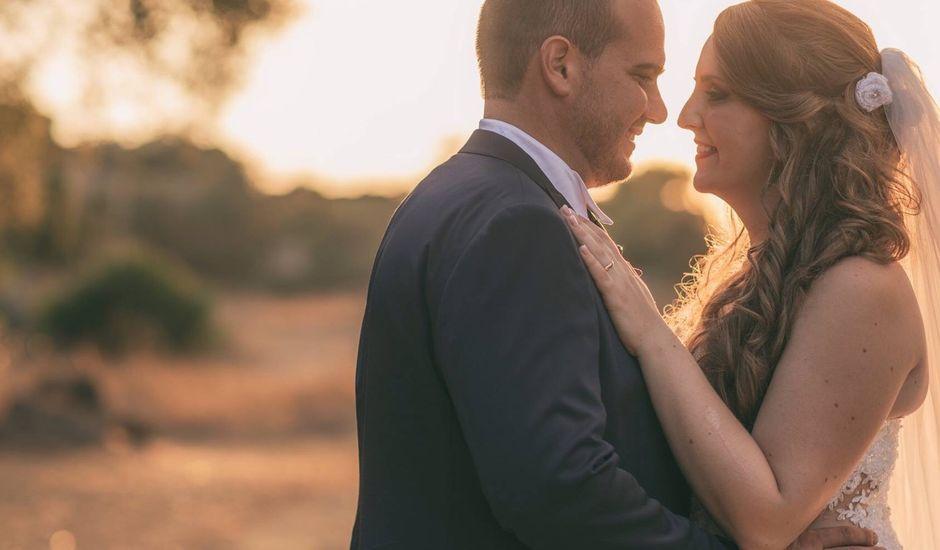 Il matrimonio di Salvatore Genovese e Martina Giacalone a Marsala, Trapani