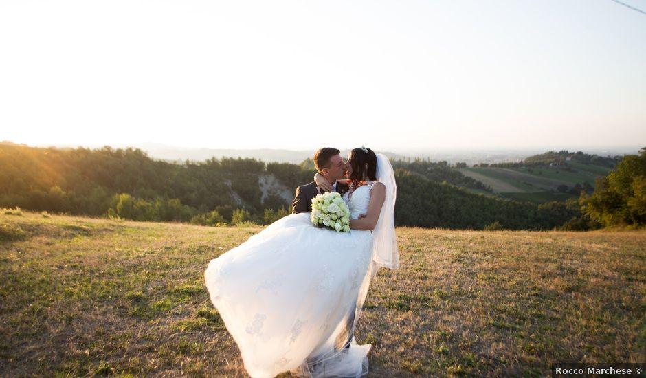 Il matrimonio di Domenico e Anto a Reggio nell'Emilia, Reggio Emilia