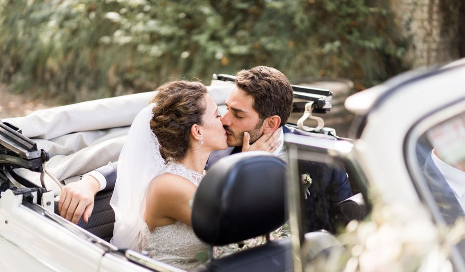 Il matrimonio di Riccardo e Chiara a Morsasco, Alessandria
