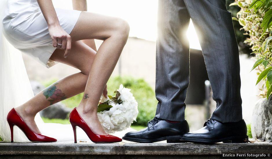 Il matrimonio di Elena e Fabio a Provaglio d'Iseo, Brescia