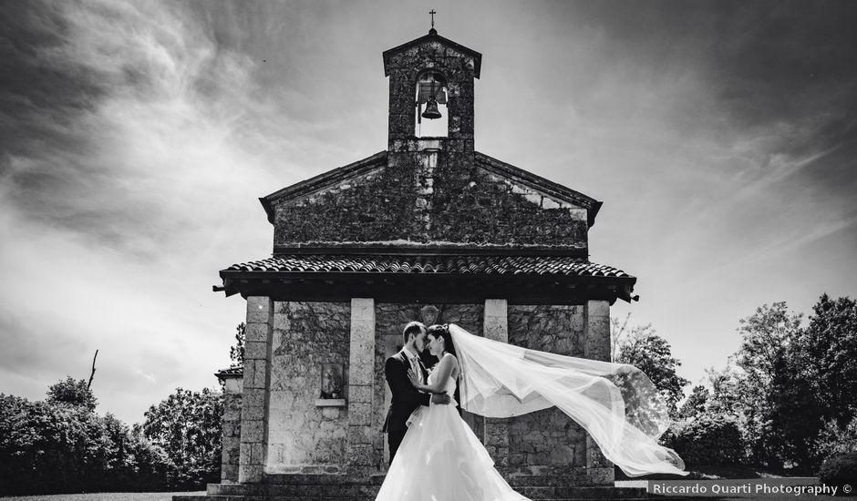 Il matrimonio di Marco e Gloria a Trissino, Vicenza