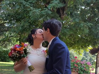 le nozze di Stefania e Aldo 1