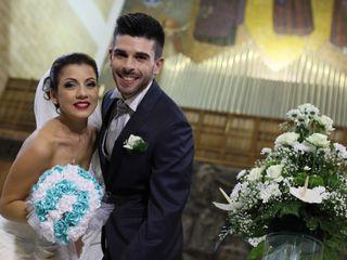 Le nozze di Oksana e Andrea