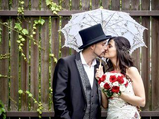 Le nozze di Katia e Stefano