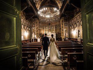 Le nozze di Francesco e Ramona