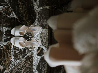 Le nozze di Anna e Antonio 1