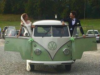 Le nozze di Vale e Dedo