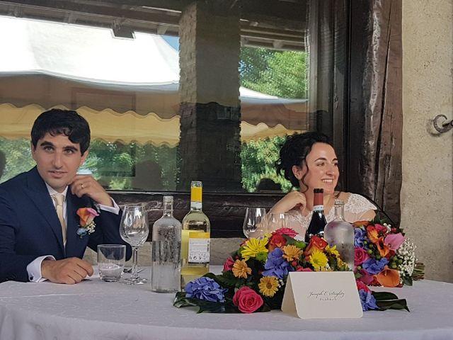 le nozze di Stefania e Aldo