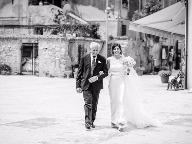 Il matrimonio di Pietro e Ilaria a Capaccio Paestum, Salerno 25