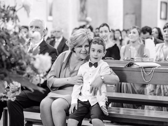 Il matrimonio di Pietro e Ilaria a Capaccio Paestum, Salerno 28