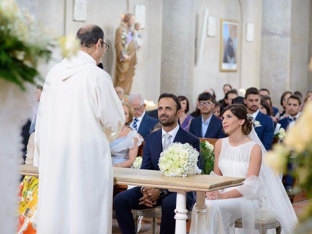 Il matrimonio di Pietro e Ilaria a Capaccio Paestum, Salerno 30