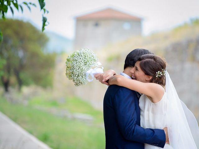 Il matrimonio di Pietro e Ilaria a Capaccio Paestum, Salerno 41
