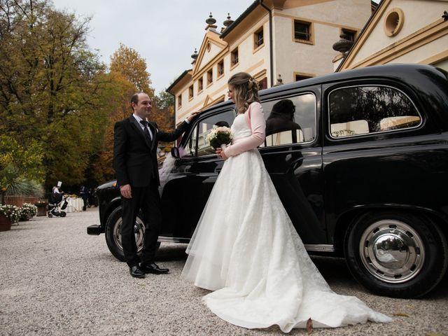 Il matrimonio di Giancarlo e Anna a Castello di Godego, Treviso 19