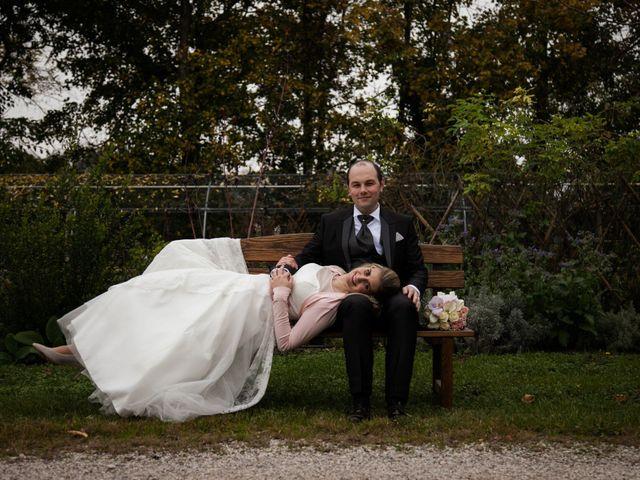 Il matrimonio di Giancarlo e Anna a Castello di Godego, Treviso 21