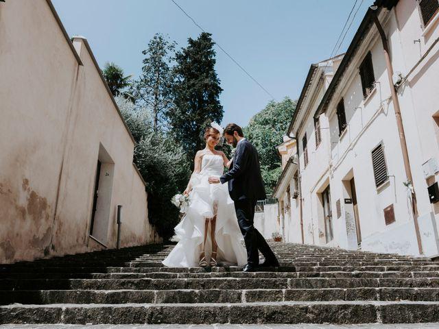 Il matrimonio di Daniele e Roberta a Jesi, Ancona 81