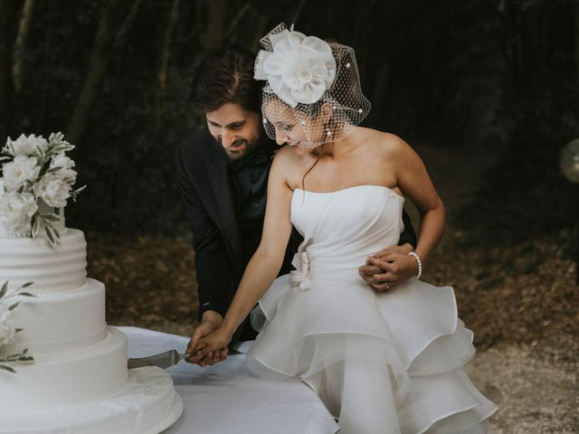 Il matrimonio di Daniele e Roberta a Jesi, Ancona 134