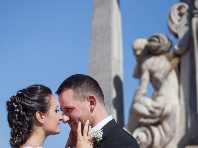 Il matrimonio di Francesco e Immacolata a Napoli, Napoli 18