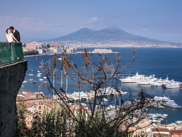 Il matrimonio di Francesco e Immacolata a Napoli, Napoli 1