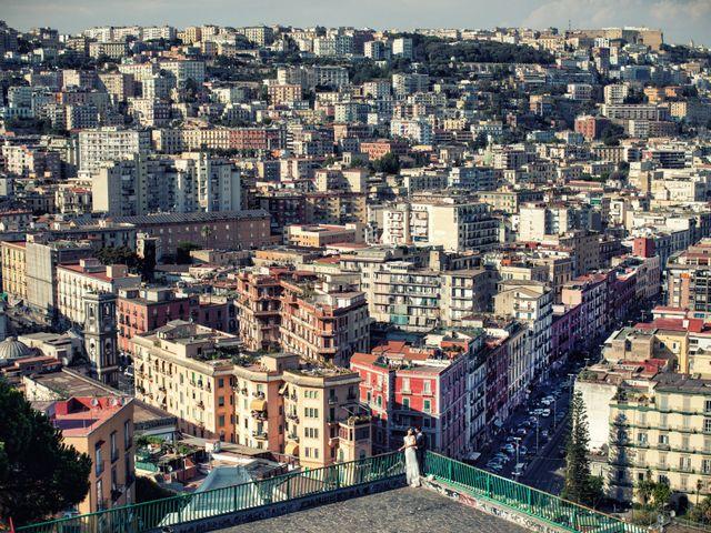 Il matrimonio di Francesco e Immacolata a Napoli, Napoli 20