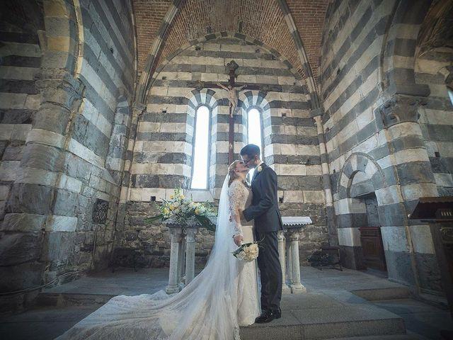 Il matrimonio di Daniele  e Sara a La Spezia, La Spezia 1