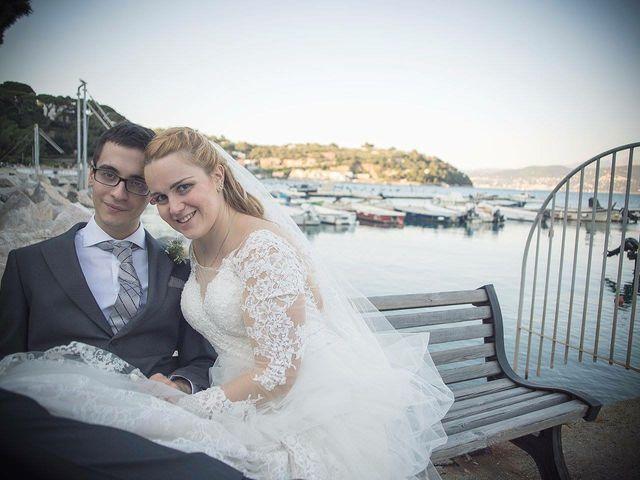 Il matrimonio di Daniele  e Sara a La Spezia, La Spezia 17