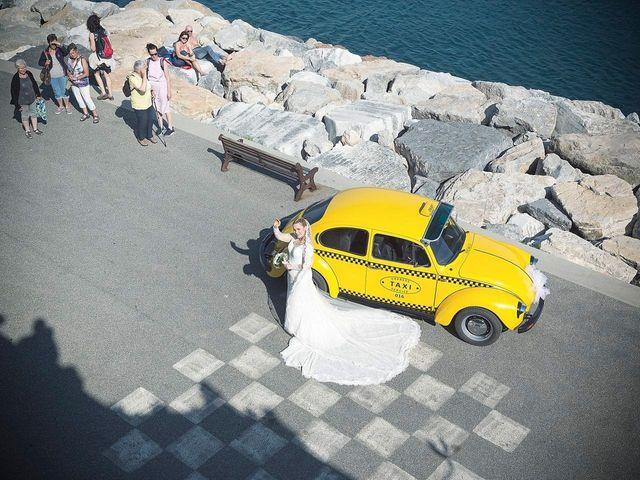 Il matrimonio di Daniele  e Sara a La Spezia, La Spezia 18