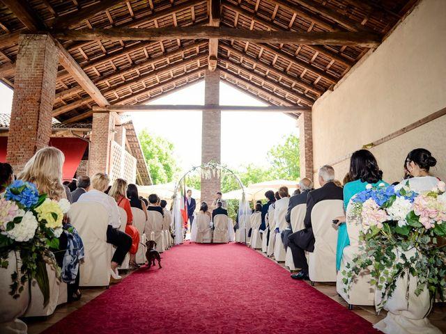 Il matrimonio di Stefano e Katia a Castagnole Piemonte, Torino 9