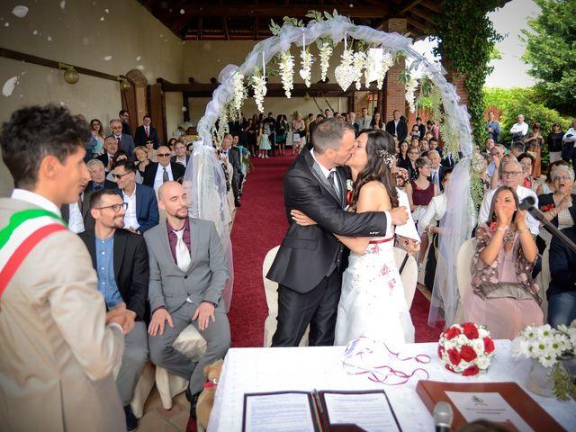 Il matrimonio di Stefano e Katia a Castagnole Piemonte, Torino 10