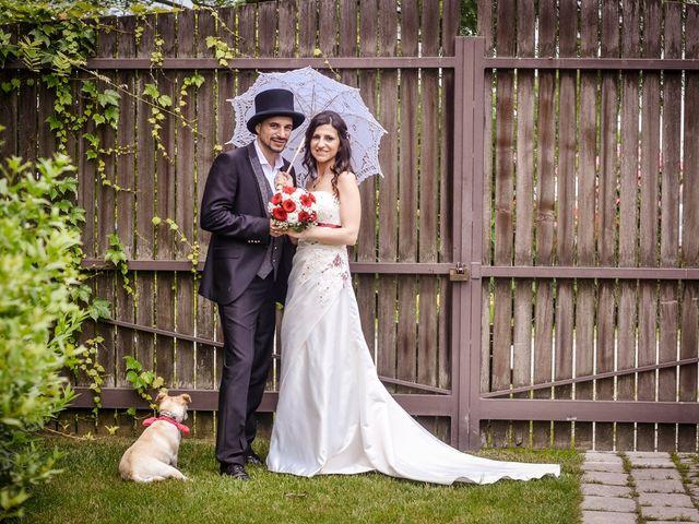 Il matrimonio di Stefano e Katia a Castagnole Piemonte, Torino 15