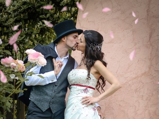 Il matrimonio di Stefano e Katia a Castagnole Piemonte, Torino 17