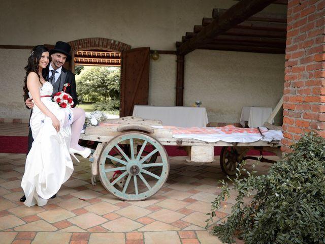 Il matrimonio di Stefano e Katia a Castagnole Piemonte, Torino 19