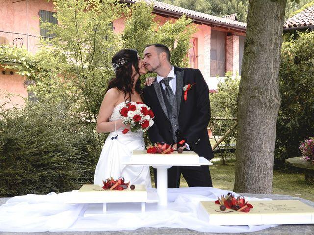 Il matrimonio di Stefano e Katia a Castagnole Piemonte, Torino 21