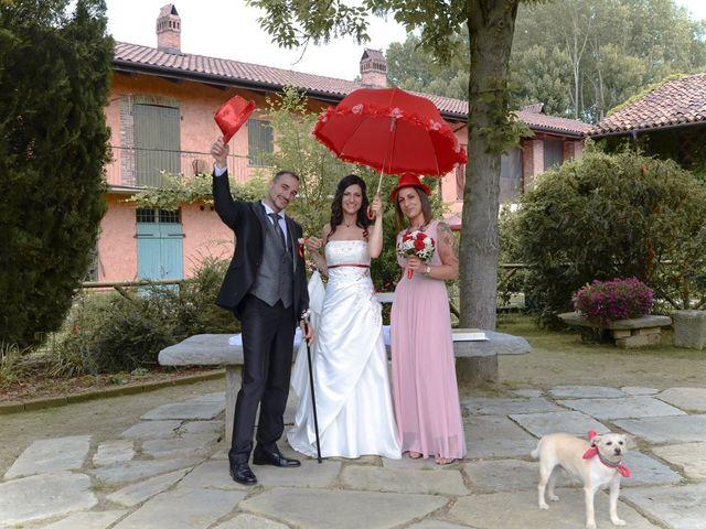 Il matrimonio di Stefano e Katia a Castagnole Piemonte, Torino 1