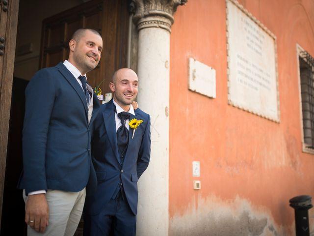 Il matrimonio di Daniele e Alessia a Belluno, Belluno 18