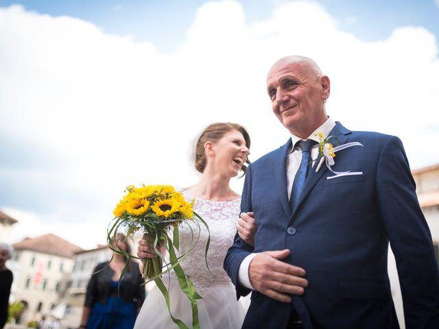 Il matrimonio di Daniele e Alessia a Belluno, Belluno 19