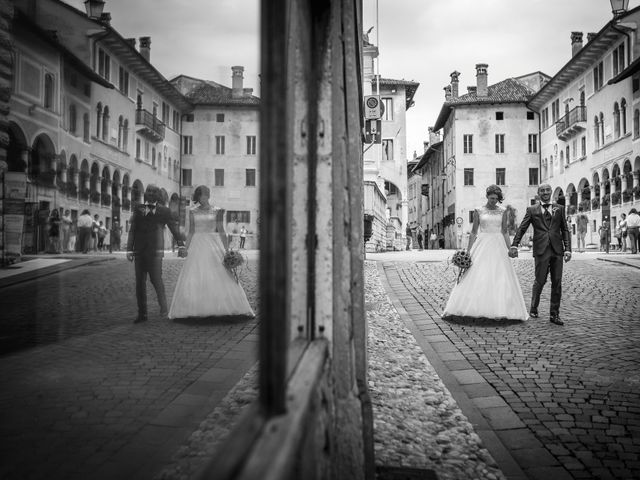 Il matrimonio di Daniele e Alessia a Belluno, Belluno 26