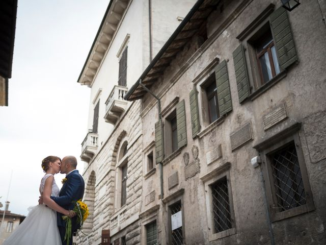 Il matrimonio di Daniele e Alessia a Belluno, Belluno 27