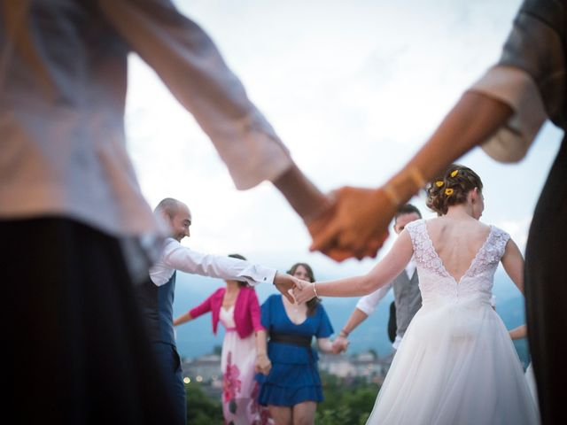 Il matrimonio di Daniele e Alessia a Belluno, Belluno 31