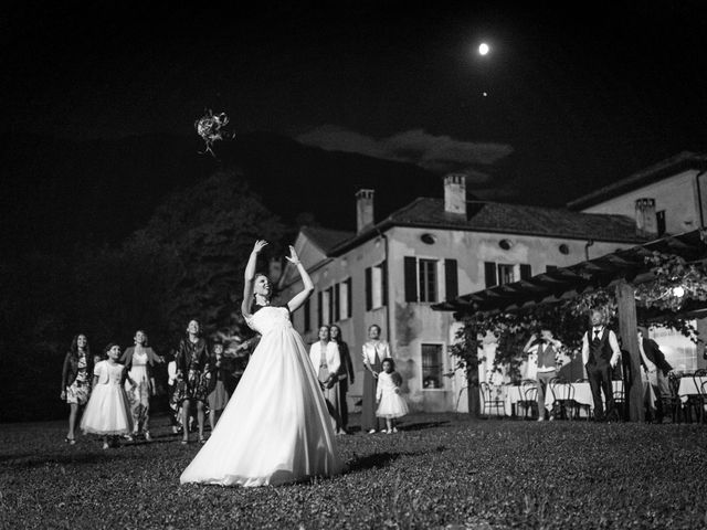 Il matrimonio di Daniele e Alessia a Belluno, Belluno 38