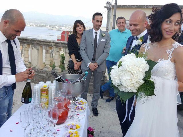 Il matrimonio di Francesca e Francesco a Milazzo, Messina 1