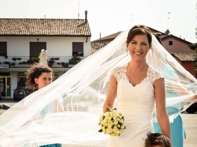 Il matrimonio di Davide  e Jenny a Treviso, Treviso 6