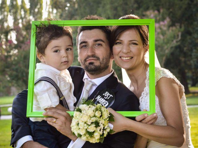 Il matrimonio di Davide  e Jenny a Treviso, Treviso 8