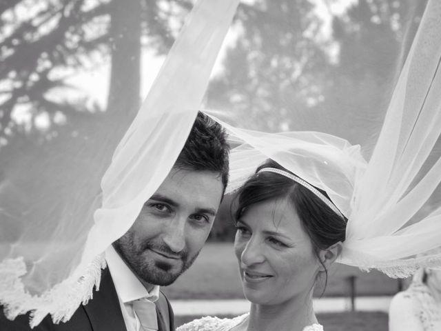 Il matrimonio di Davide  e Jenny a Treviso, Treviso 9