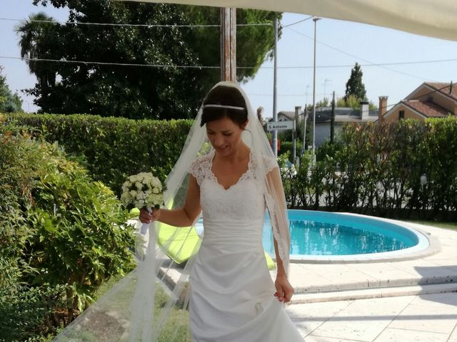 Il matrimonio di Davide  e Jenny a Treviso, Treviso 14